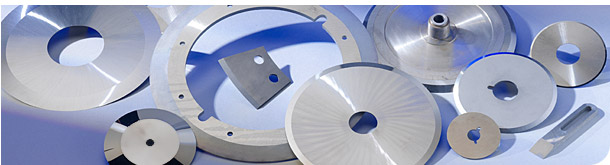 Tungsten Carbide Cutting Knives and Discs