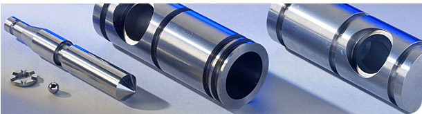 Tungsten Carbide Measurement parts